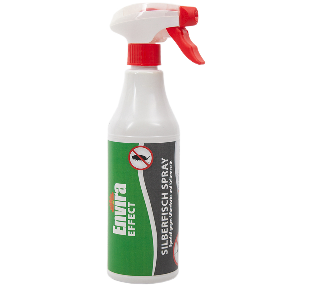 ENVIRA Silberfisch Spray 500ml
