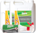 ENVIRA Silberfisch Spray 2x5L+500ml